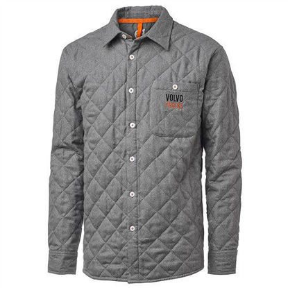 Picture of Volvo Trucks Driver Life Quilted Shirt