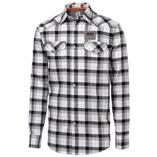 Picture of Volvo Trucks Driver Life Flannel Shirt