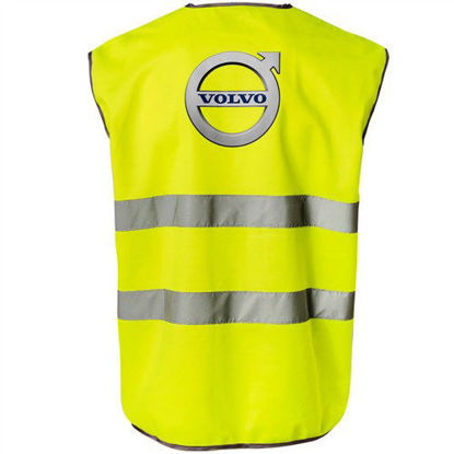 Picture of Volvo Iron Mark Work Wear Reflective Vest (High Vis cl2)