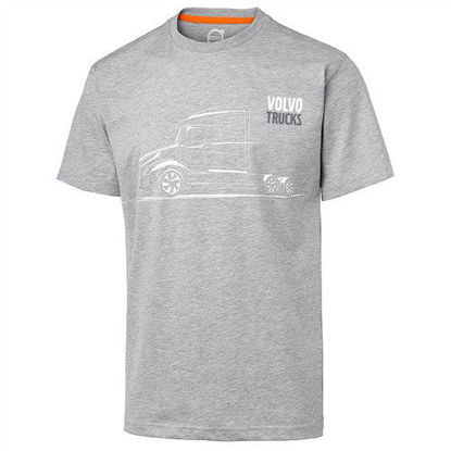 Picture of Volvo Trucks Driver Life Dynamic Side Tee