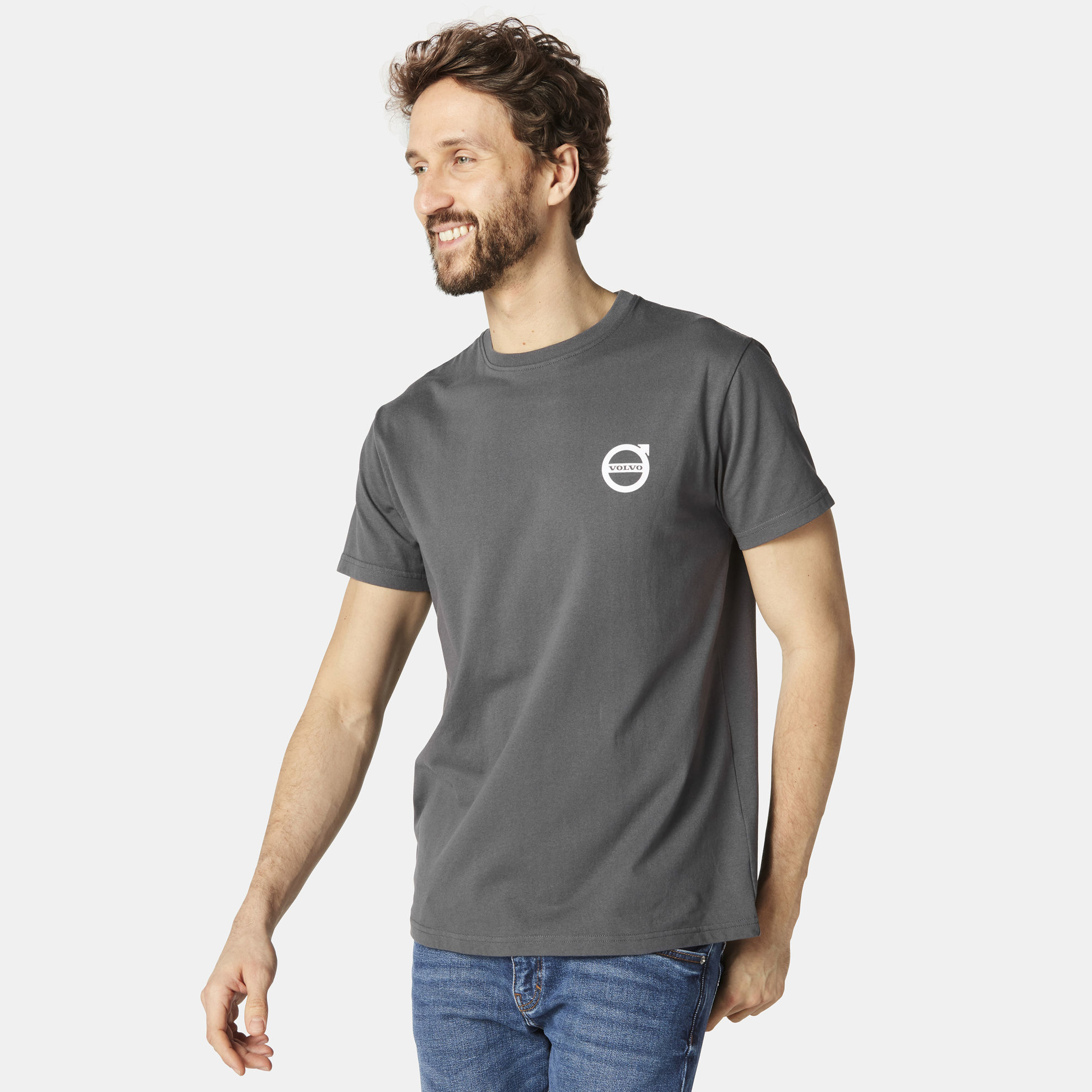 Picture of Volvo Iron Mark Tee