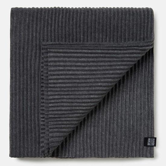 Picture of Volvo Iron Mark Plisse Blanket