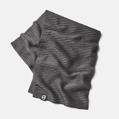 Picture of Volvo Iron Mark Plisse Scarf