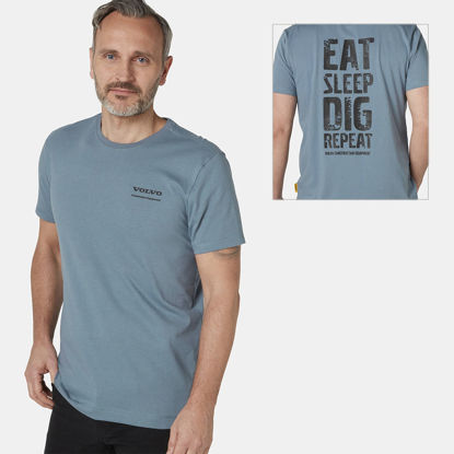 Picture of Eat Dig Sleep Tee Shirt