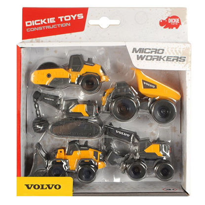 Picture of Volvo Micro Workers (5 pack)