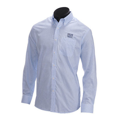 Picture of Volvo Trucks Men's Dress Shirt
