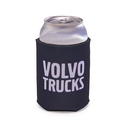 Picture of Volvo Truck Koozie