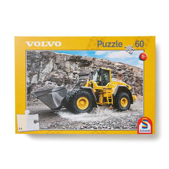 Picture of Volvo Loader 60 piece Puzzle