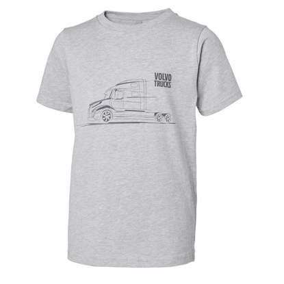 Picture of Youth Dynamic Side Tee