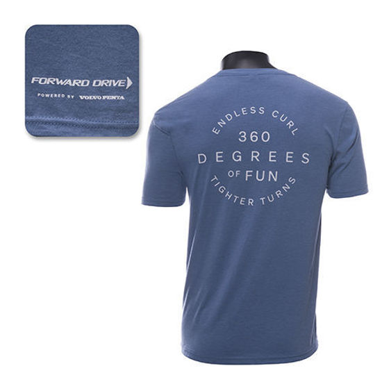 Picture of Volvo Penta 360 Forward Drive Men's T-Shirt