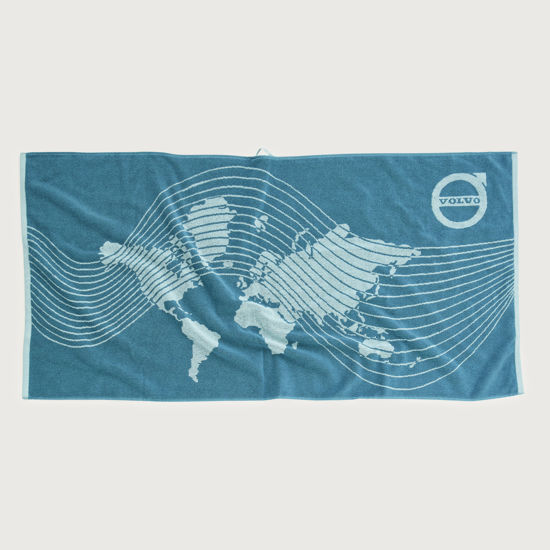 Picture of Volvo Iron Mark Towel