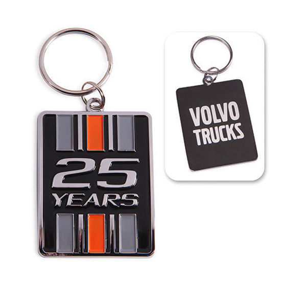 Picture of 25 Year VNL Anniversary Commemorative Badge Key Ring