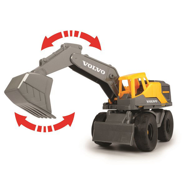 Picture of Volvo On-Site Excavator