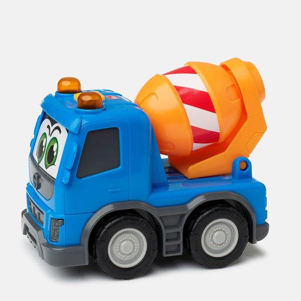 Picture of Volvo Trucks Happy FMX Mixer
